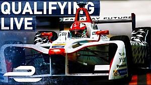 Watch Formula E qualifying live from Paris - 2017 FIA Formula E Qatar airways Paris ePrix