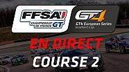 Championnat de France FFSA GT - GT4 European series Southern Cup - Course 2 - Grand Prix de Pau