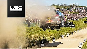 Rallye Portugal: Highlights, WP 18-19