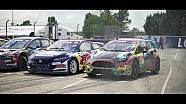 HPD Trackside -- Red Bull Global Rallycross Louisville race report