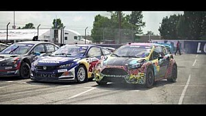 HPD Trackside -- Red Bull Global Rallycross Louisville race report