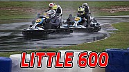 NASCAR drivers take on the 'Little 600'