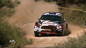 Acropolis Rally 2017 - Qualifying stage highlights
