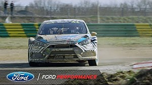 Fine-Tuning the Focus RS RX: Micro-Adjustments | Chasing the championship | Ford Performance