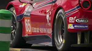 بالفيديو: مقاطع من التجارب التحضيرية لسباق لومان 24 ساعة بالتصوير البطيء