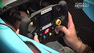 Formula Renault Eurocup : Derrière le volant de Max Defourny