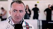 Paddy Lowe kijkt terug op het seizoen 1992