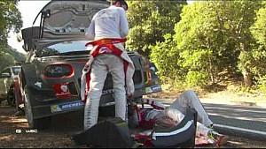 WRC - 2017 Rally Italia Sardegna - Day 2 part 1