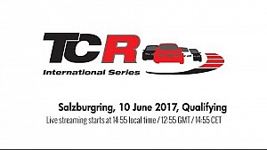 TCR 2017 Salzburgring, sıralama turları