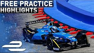 Free practice 2 highlights Berlin ePrix 2017 (Race 2) - Formula E
