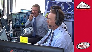 Drivers only broadcast team handles technical issue