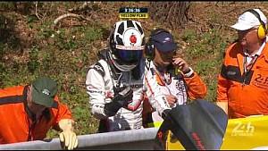 24 Horas de Le Mans 2017 - Porsche #1 se frena