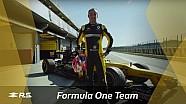 Robert Kubica over zijn Formule 1-test in Valencia