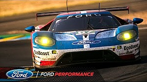 Ford GT Claims runner-up finish at 85th Le Mans 24 Hour
