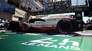 Porsche bei den 24h Le Mans 2017