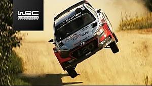 Le teaser du Rallye de Pologne