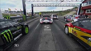 Carrera completa: 2014 Holjes RX final