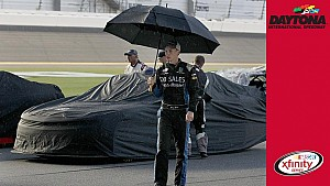 Xfinity race postponed due to weather