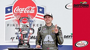Byron happy to win at one of NASCAR's coveted tracks