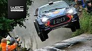 Lo mejor de las etapas finales en el Rally de Polonia