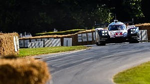 La Porsche 919 Hybrid à l'assaut de Goodwood