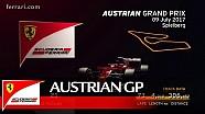 Previo del GP de Austria - Scuderia Ferrari 2017