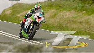 Isle of Man TT 2017 in Zeitlupe