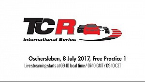 2017 Oschersleben, TCR 1. antrenman