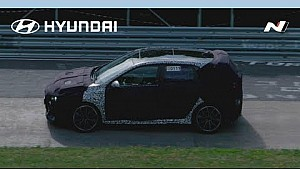 Hyundai i30 N - Test finale al Nürburgring
