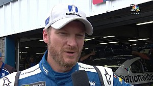 Dale Jr. in all-or-nothing mode at New Hampshire