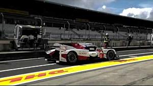 Nürburgring 6 Saat - 3. antrenman özet