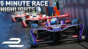 ePrix di New York 2: la gara