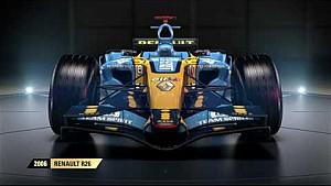 F1 2017 Coches clásicos - Renault R26