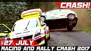 Racing and rally crash compilation 2017 week 27 July