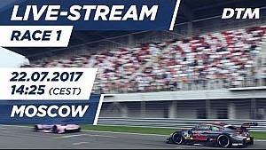 DTM на Moscow Raceway: Гонка 1