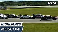 DTM Moskau: Highlights, 1. Rennen
