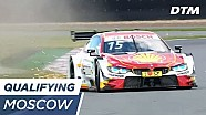 DTM Moscow 2017 - Qualifying (Race 2) - Re-Live (English)