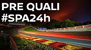 En vivo: 2017 Spa 24 horas - previo a la calificación