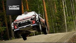 2017 Finlandiya Rallisi - Shakedown