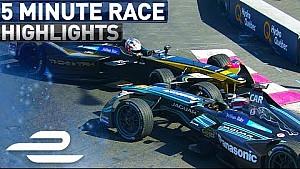 Montreal ePrix Race 2 Samenvatting