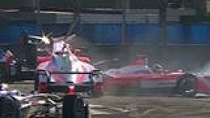 Formule E: Symfonie van crashes in seizoen 3