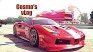 Cosmo's vLog - Ferrari Challenge at Road America