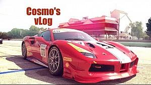 Космо vLog - Ferrari Challenge на Роад Америка