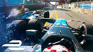 Cinematic highlights: Montreal (Round 11) - Formula E