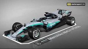 Resumen 2017 de Mercedes