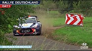 Rally Germany day one - Hyundai Motorsport 2017