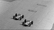 Ferrari one-twos at Monza