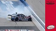 Matt Tifft takes hard hit early in Darlington Xfinity race