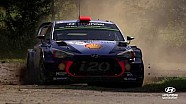 Rally de Alemania: Slow motion