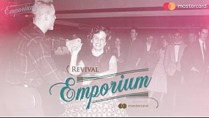 Getting the dance moves right: Revival emporium